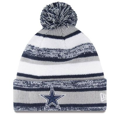 8308fba90 ... Beanie a  Mens Dallas Cowboys New Era Navy Thanksgiving Sideline Sport  Cuffed Knit Hat in stock 7f124 e6caa ...