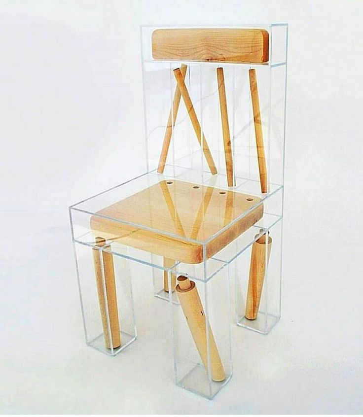 Find This Pin And More On Cathedra By Evafidelis. Exploded Chair ...