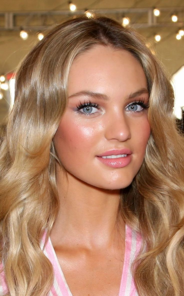 Hollywood News: CANDICE SWANEPOEL FACE