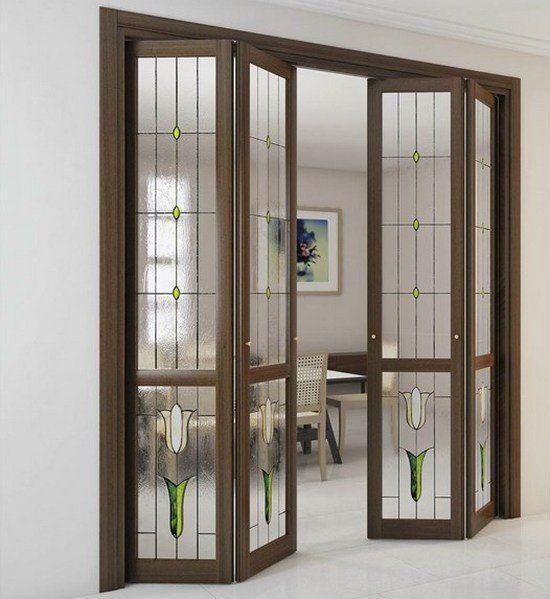Межкомнатные двери в интерьере заслуживают не меньшего внимания, чем все остальное в вашем доме. Классические деревянные, необычные металлические, выдвижные и традиционные, белые, черные и всех цветов радуги – сейчас производители предлагают столько вариантов, что глаза разбегаются. Выбирайте то, что лучше всего подойдет вашему интерьеру и вкусу. Пусть наши фото помогут вам в этом нелегком деле...