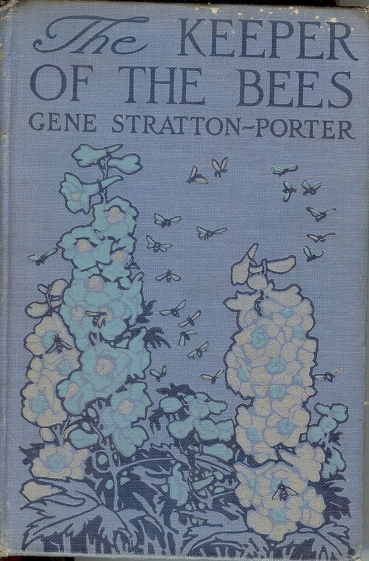 The Keeper of the Bees .... Gene Stratton-Porter c1925