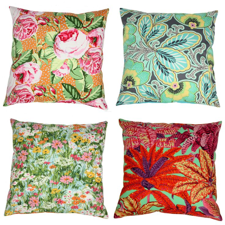 Christmas Gift Ideas! Floral cushions!