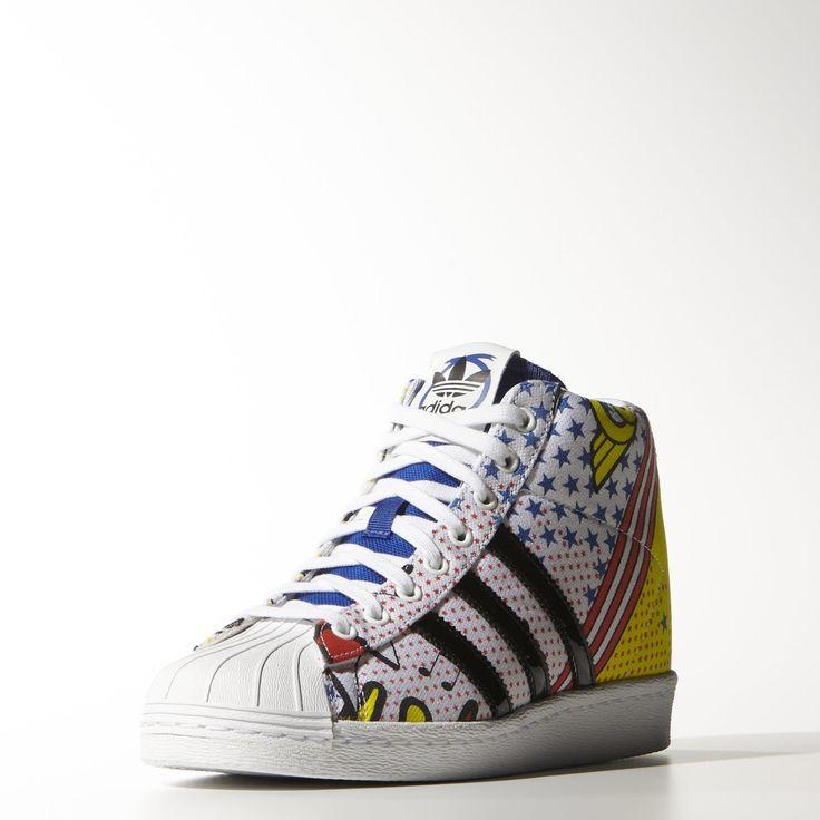 adidas - Chaussure Rita Ora Superstar Up