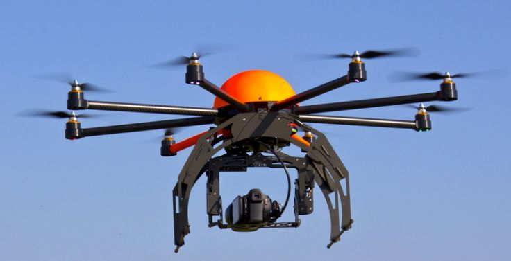 Flocks of airborne camera drones will change journalism — & spying