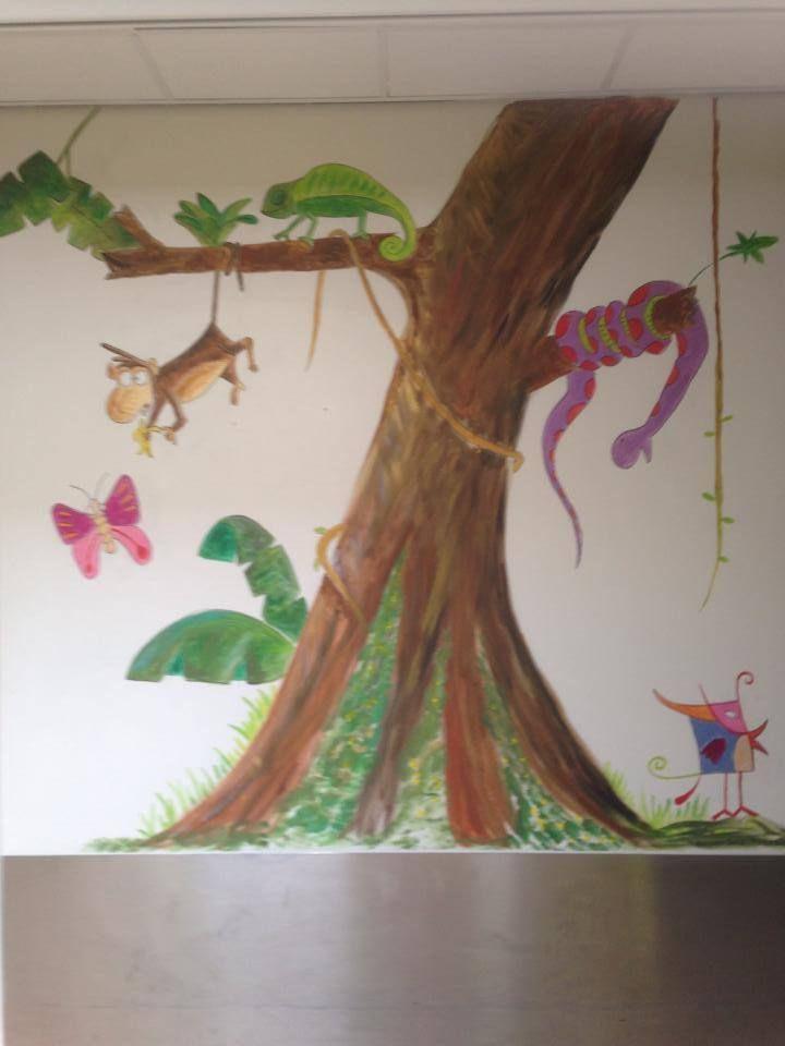 Voor een logeerhuis voor gehandicapte kinderen in Heemskerk