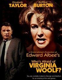 """1966 """"Who's Afraid of Virginia Woolf"""""""