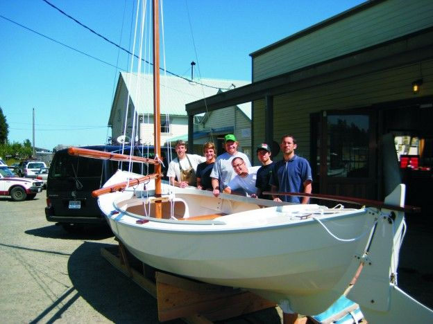 Northwest School of Wooden Boat Building