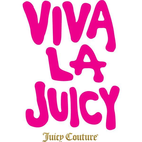 Juicy Couture Logo Stencil