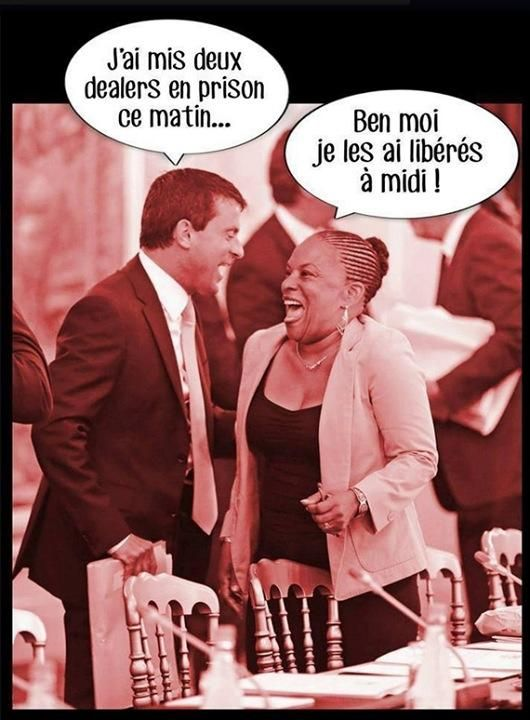 #Politique #France #valls #taubira