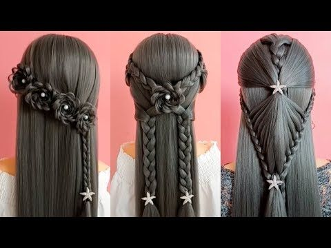 26 Braided Back To School HEATLESS Hairstyles! 🌺 Best Hairstyles for Girls | …