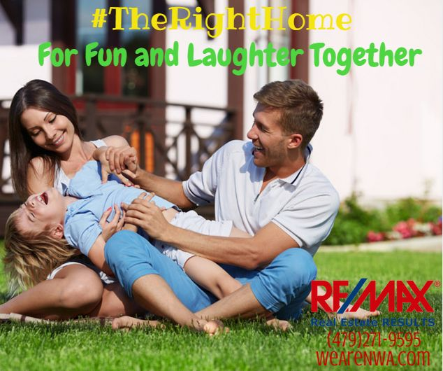 Fun and Laughter at home all summer long in #therighthome