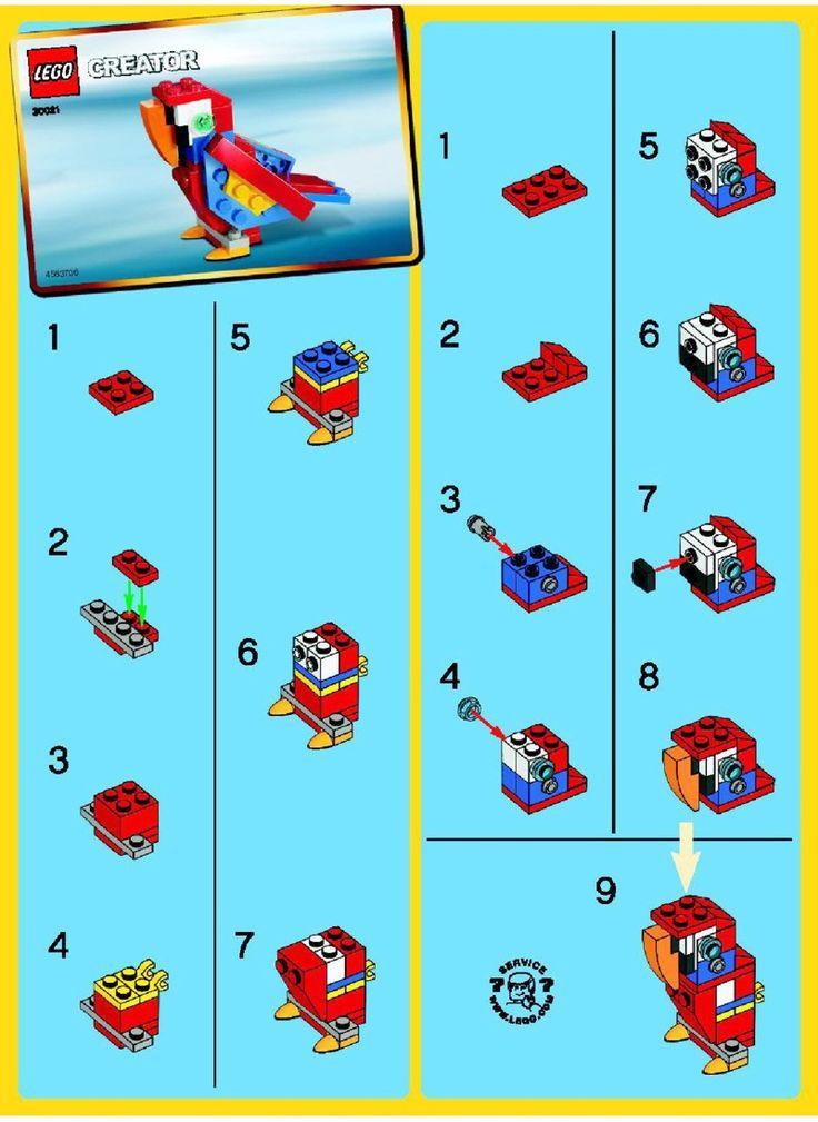 110 Best Lego Images On Pinterest Lego Instructions Lego Building