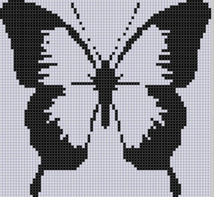 Butterfly 22 Cross Stitch Pattern | Craftsy