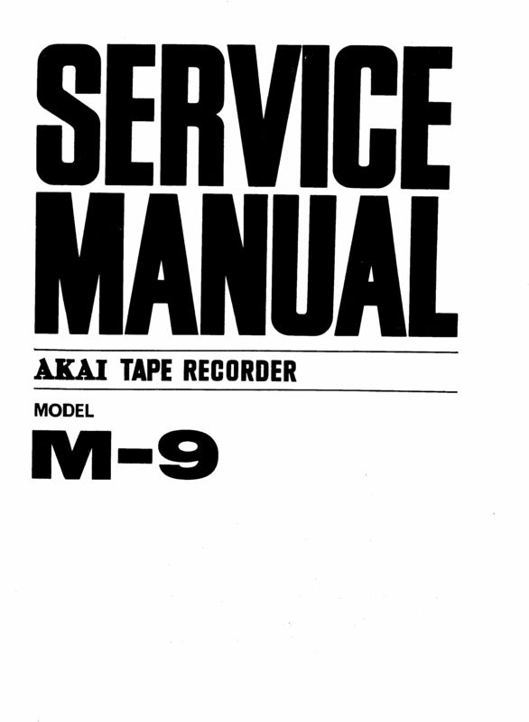 141 Best Reel To Reel Tape Recorders Service Manuals Images On Pinterest