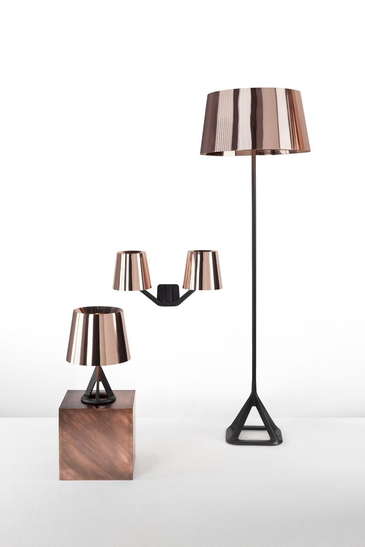 Copper Wall Light Base Copper Wall Light By Tom Dixon Design Tom Dixon Copper Floor Lamp Copper Table Lamp Wall Lighting Design