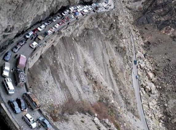 The world's most dangerous roads / B.