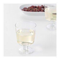 IKEA 365+ ワイングラス, クリアガラス - IKEA