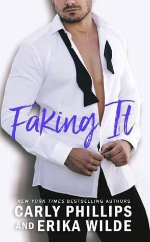 REVIEW: Faking It by Carly Phillips & Erika Wilde | Harlequin Junkie | Blogging Romance Books | Addicted to HEA :)