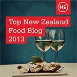 Top New Zealand Food Blog 2013 - HotelClub