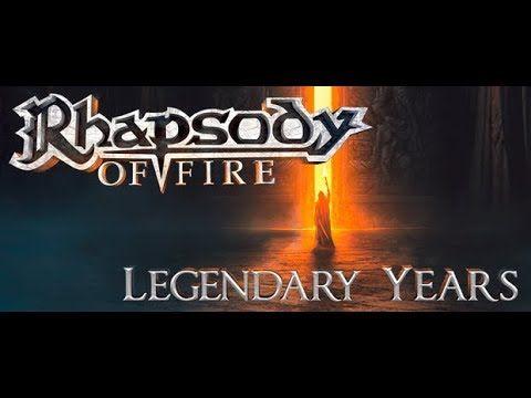 Rhapsody of Fire - Legendary Years [Full Album/ All Bonus Tracks] HD