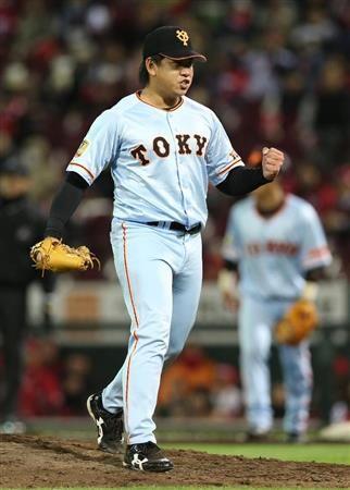 Chiaki Tone (Yomiuri Giants)