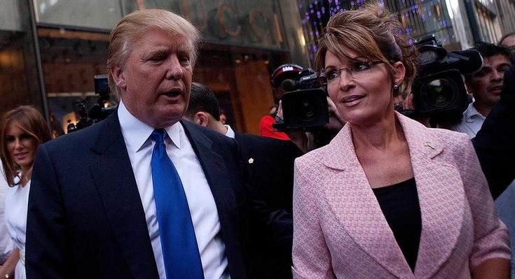 Donald Trump says that he will hire Sarah Palin for a executive post if wins presidency.
