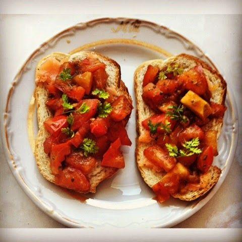 Готовить в удовольствие: Быстрый завтрак на итальянский манер
