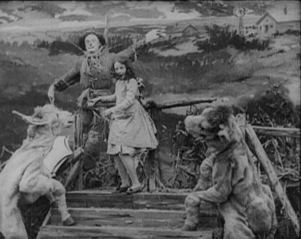 Wonderful Wizard of Oz 1902