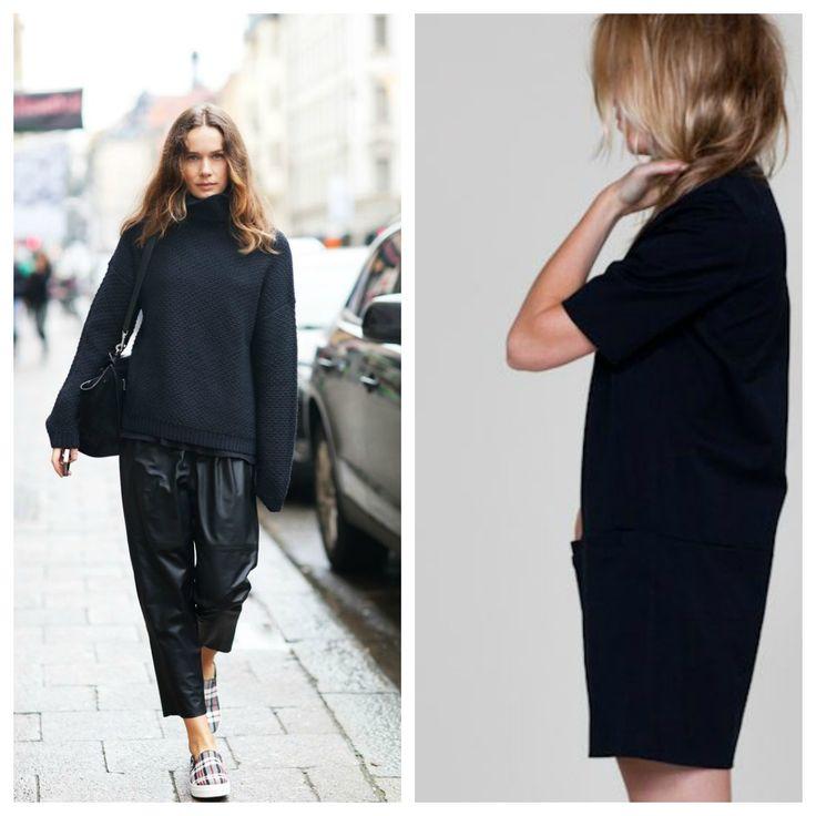 Pazartesi Stili önerimiz 'kolay şıklık'tan yana: Siyah  >>> Tüm markalardan... Siyah elbiseler: http://brnstr.co/1xAMVAh  Siyah Kazaklar: http://brnstr.co/1JD9s31  Siyah Pantolonlar: http://brnstr.co/1razk0e  #brandstore