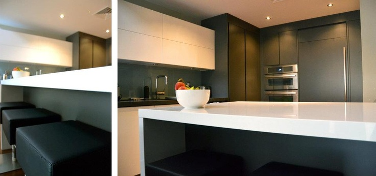 Ma source d'inspiration pour le design de ma nouvelle cuisine... Minimalistement intemporel... @ Crédit : Sophie Bilodeau Design Inc.