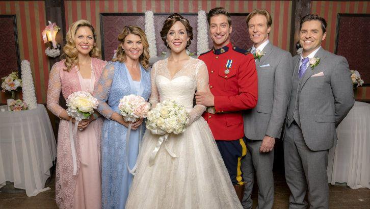 Jack And Elizabeth Thornton When Calls The Heart Season 5