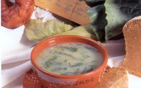 Receitas - Caldo Verde - Roteiro Gastronómico de Portugal