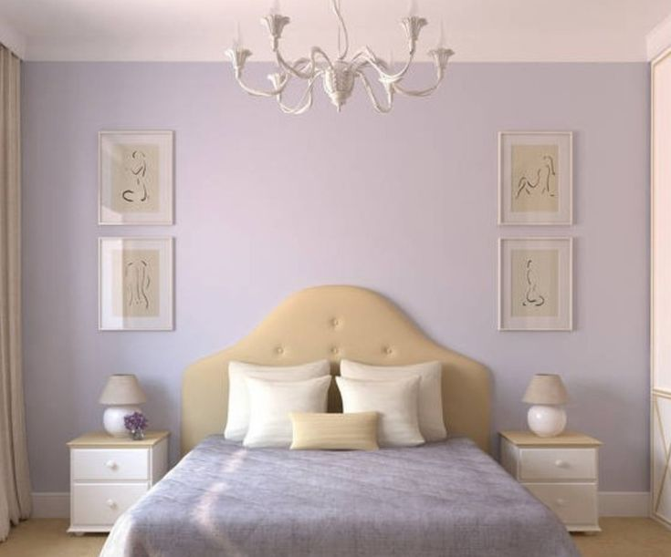 17 best ideas about lavender bedrooms on pinterest mirror desk apartment bedroom decor and - Living room with cream walls ...