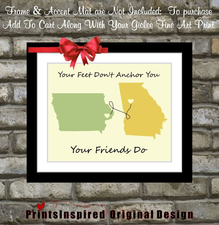 Gifts For Best Friends Unique Birthday Gift By