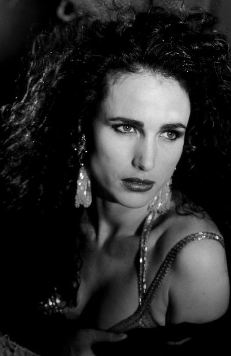 Andie MacDowell.  Met and talked to her.  Nice woman.