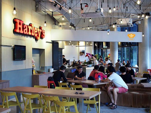 Harley S Burger And Roaster Third Avenue Cyberjaya 03 86896227 Malaysian Food Food Blog Popcorn Chicken