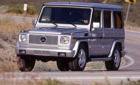 Mercedes-Benz G-class - Car and Driver