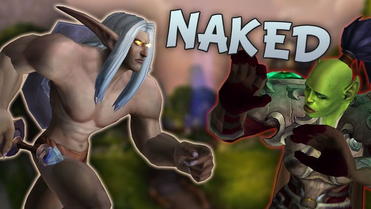 awesome NAKED AND NOT AFRAID - WoW Legion Beta Prot Warrior PvP Gameplay