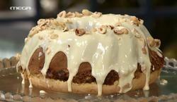 Κέικ με κανέλα και κάστανα