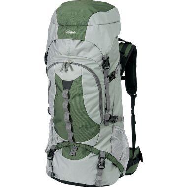 Cabela 39 s diamond peak shasta internal frame backpack 129 for Cabelas fishing backpack
