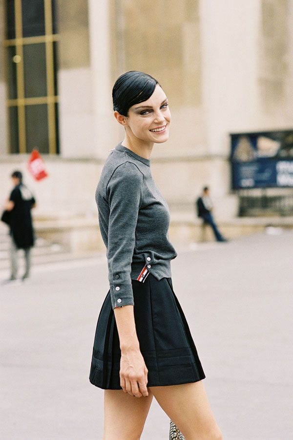 ...Full Skirts, Paris Fashion, Fashion Weeks, Paris Couture, Street Style, Jessica Stam, Outfit, Inspiration Style, Couture Fashion