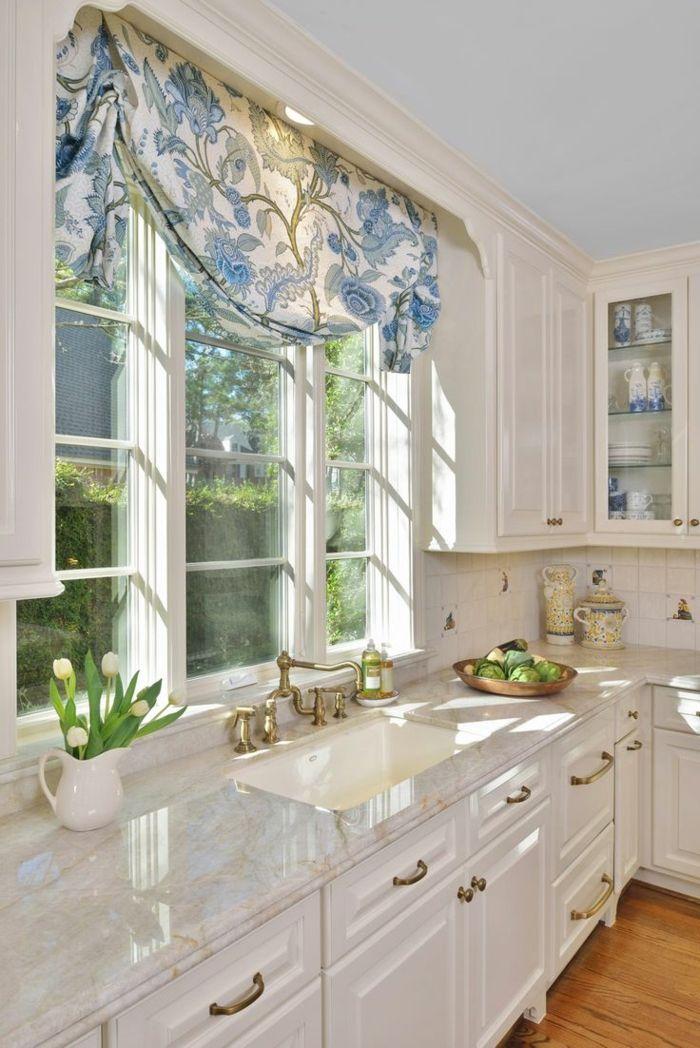Les 31 meilleures images du tableau rideaux cuisine sur - Store pour fenetre cuisine ...
