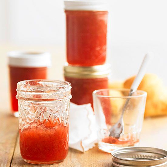 Homemade Jelly and Jam Recipes