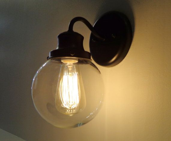Bistro Globe Bath Sconce 4 Light: Top 25+ Best Edison Bulb Chandelier Ideas On Pinterest