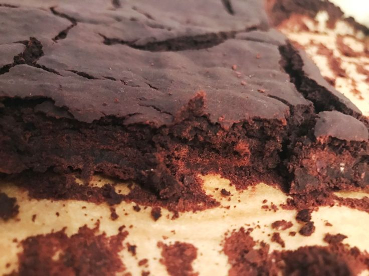 Bean brownie