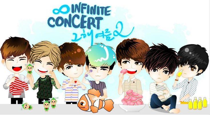 [FAN ART] @infinitefanart Ready for Summer Concert 2 pic.twitter.com/itVlxxA0iP
