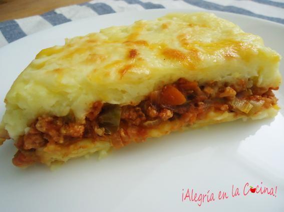 Un imprescindible en tu recetario que te apuntan desde el blog ALEGRÍA EN LA COCINA.