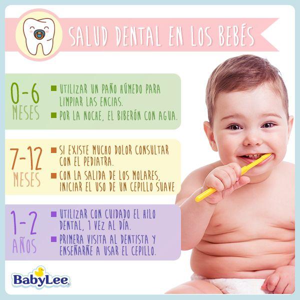 Salud Dental En Los Bebes