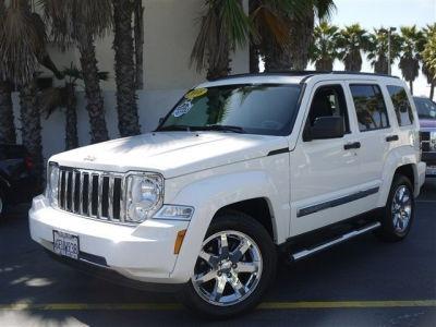 Jeep Liberty!