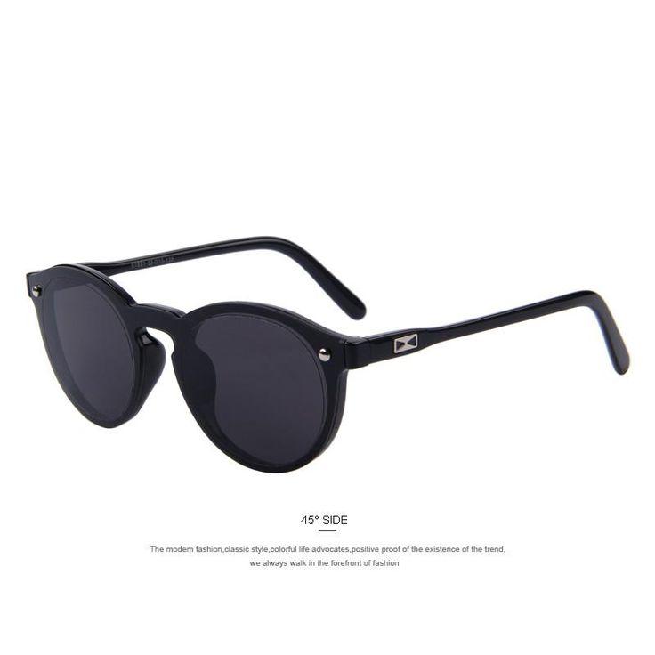 MERRY'S Fashion Women Sunglasses Men Shades Luxury Brand Designer Sun glasses Integrated Eyewear Candy Color UV400